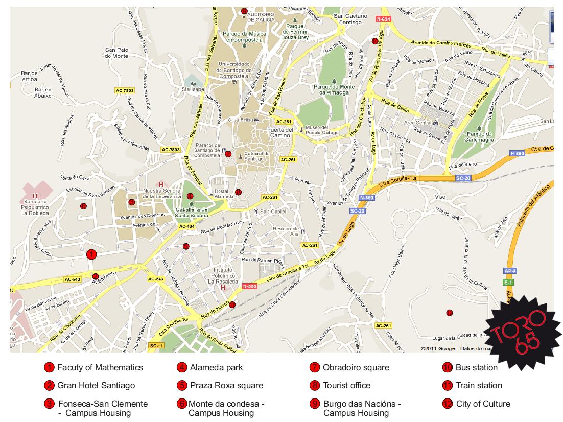 Map - - USC